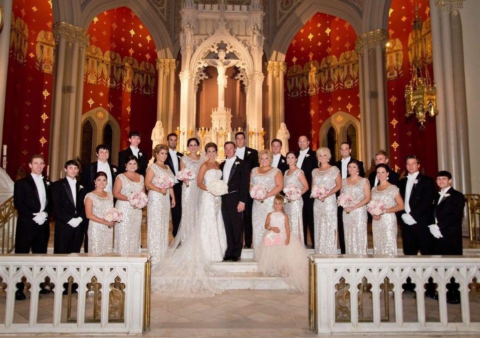 Sarah & Ante's Wedding in a New Orleans Church