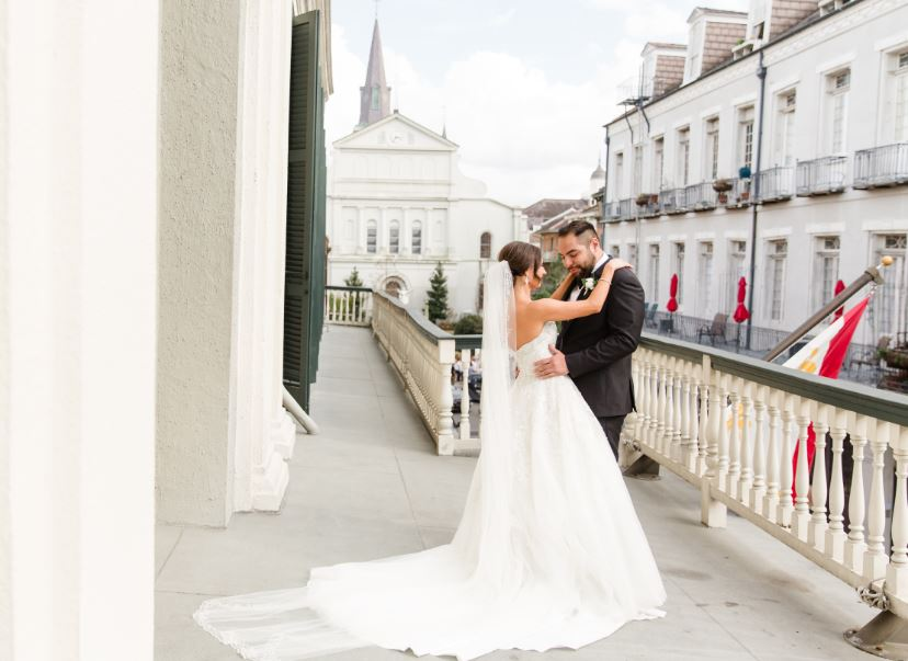 Katherine & Martin's Romantic New Orleans Wedding