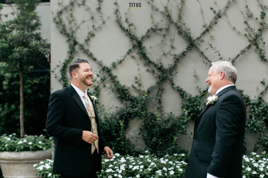 William & Zachary's Heartfelt New Orleans Wedding