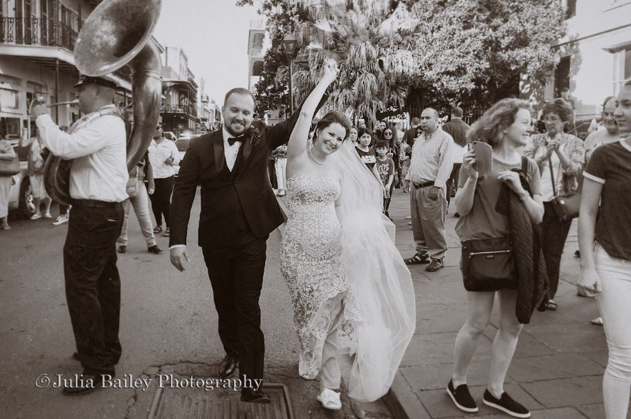 Leon & Beth's Stunning New Orleans Wedding