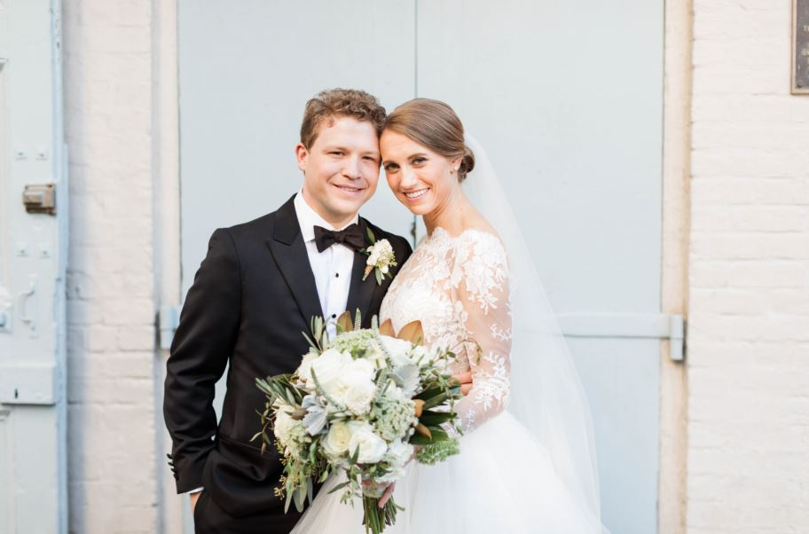 Rachel & Buddy's Gorgeous New Orleans Wedding