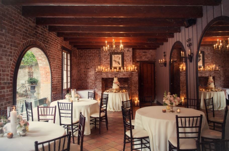 Tips for Seating Guests at Your New Orleans Wedding Reception