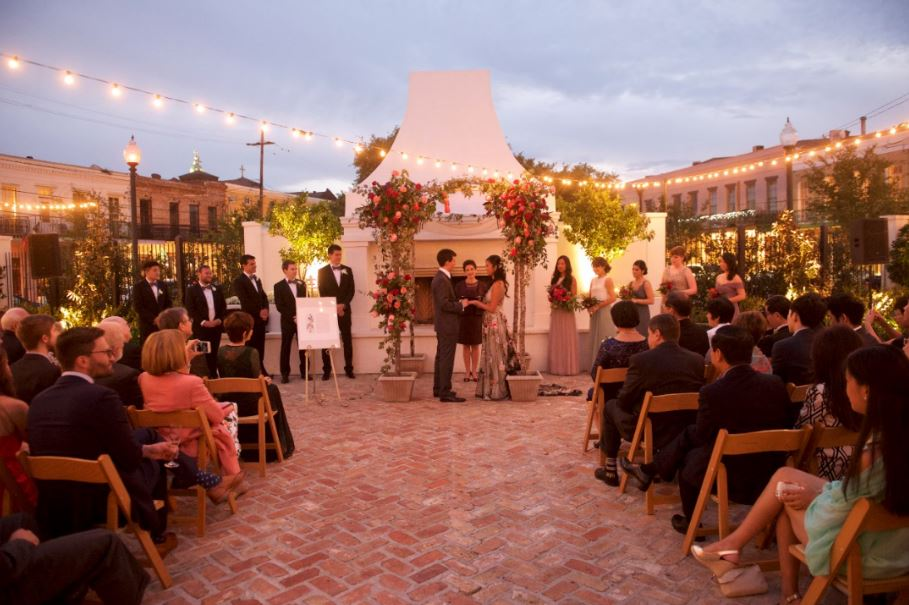 6 Tips for Planning an Outdoor Wedding Ceremony