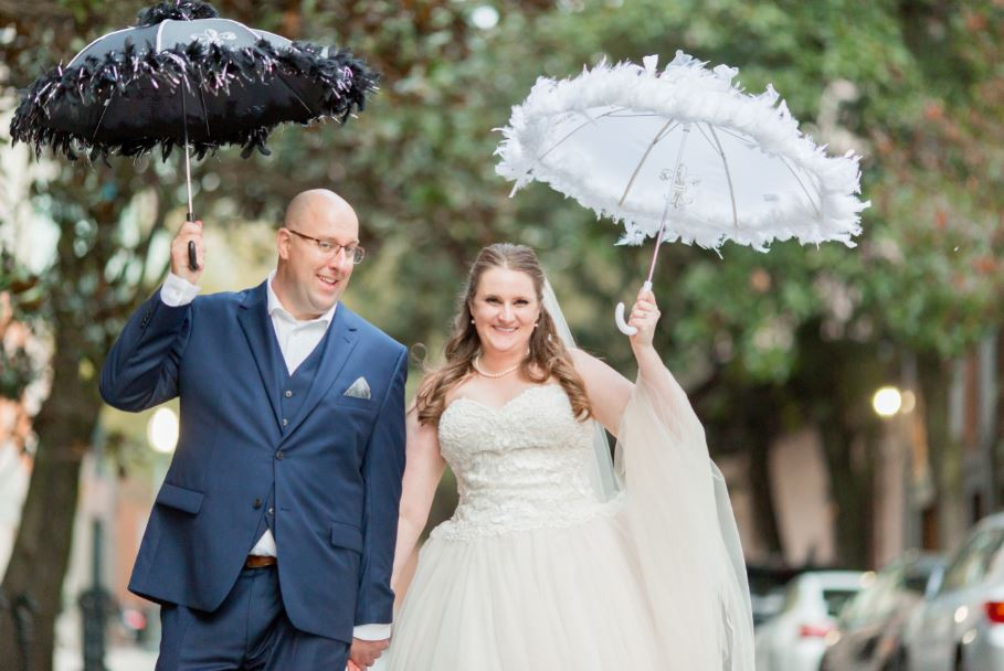 Paula & Richard's Charming New Orleans Wedding
