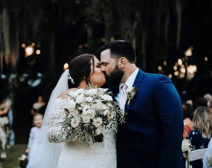 Chelsa & Brandon's Intimate New Orleans Wedding
